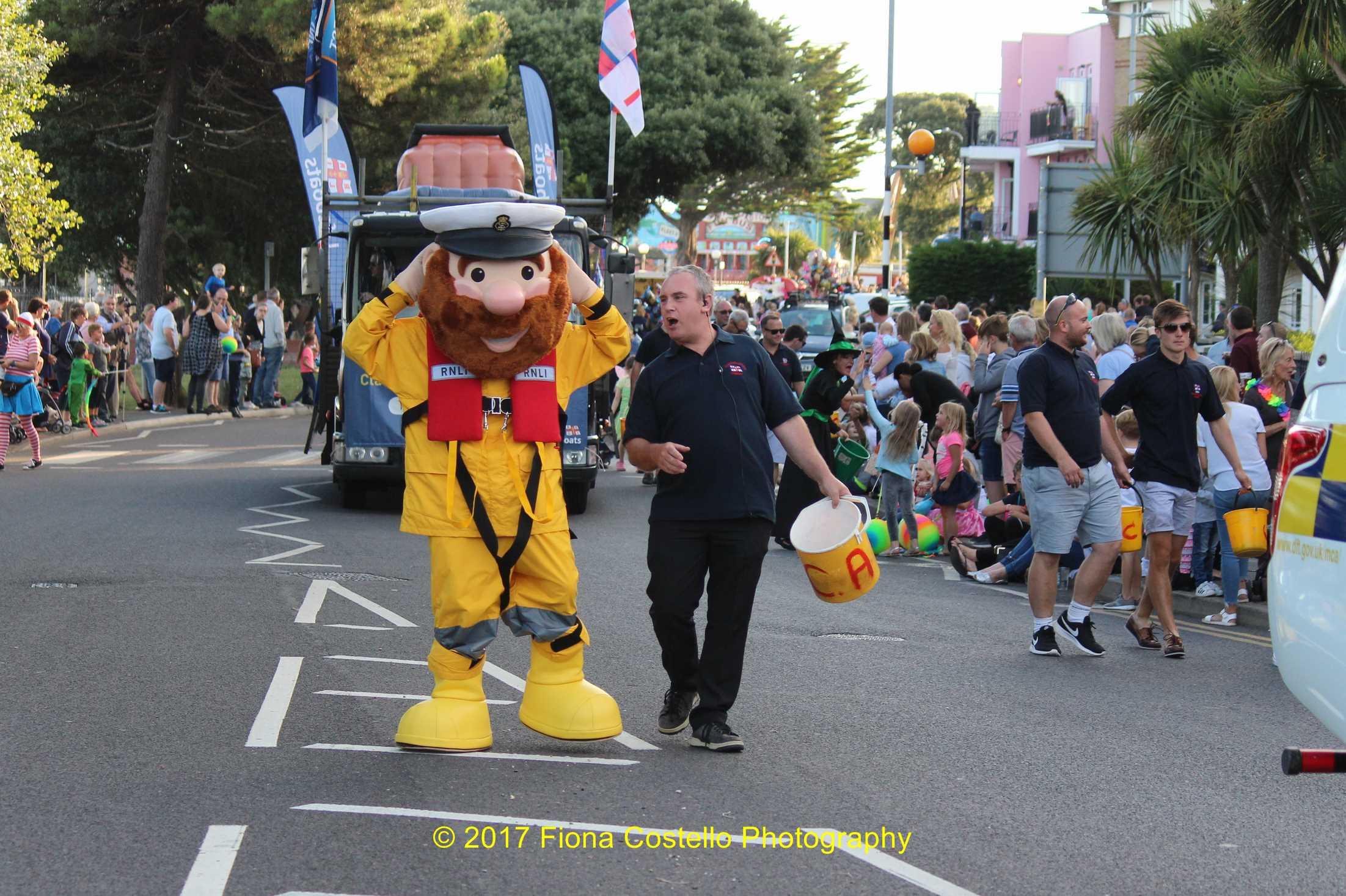 RNLI-Clacton-Carnival-2017