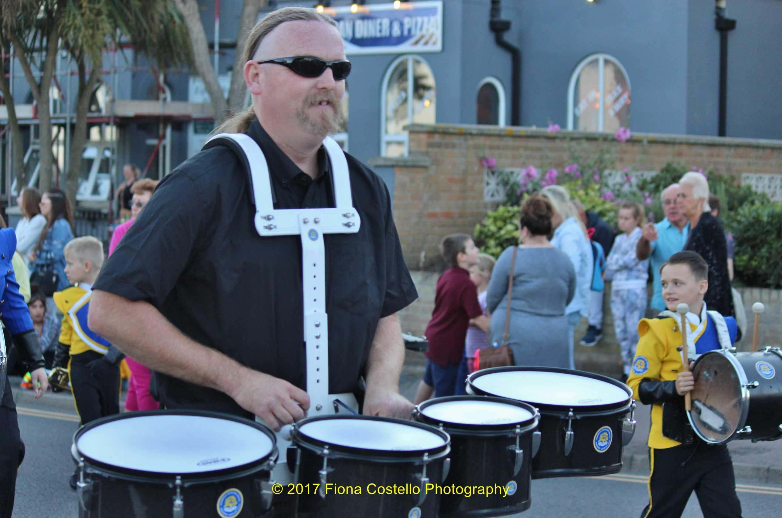 Musician-Clacton-Carnival-2017